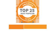 ActiveActivities Most Popular 2015 Award