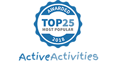 ActiveActivities Most Popular 2018 Award